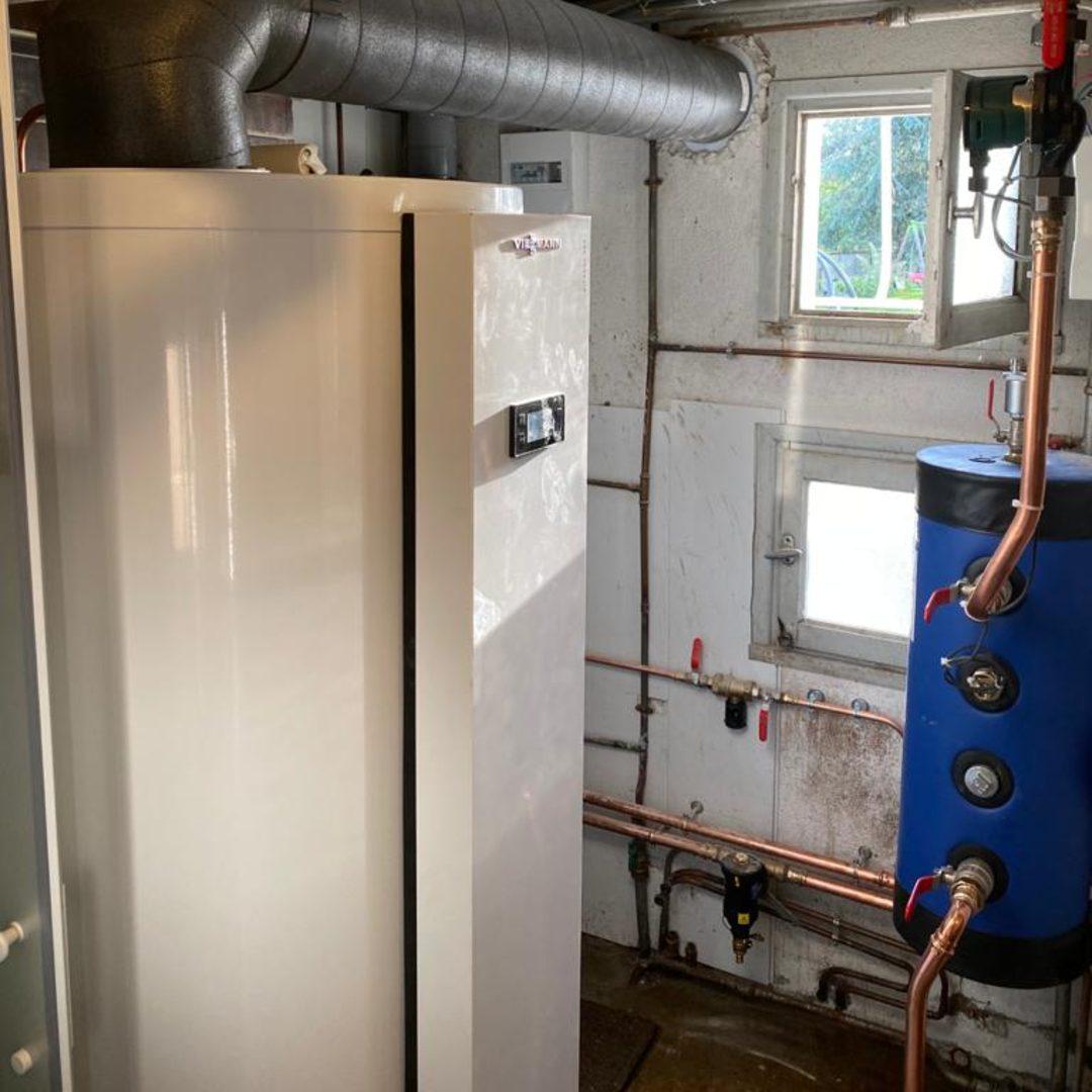 Nos réalisations d'isolation de Chauffe-eau thermodynamique 8