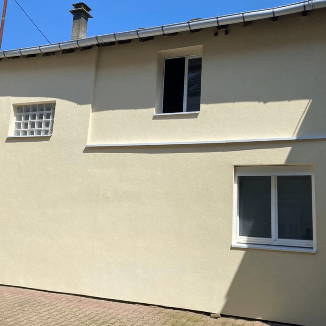 Nos réalisations d'isolation des murs par l'extérieur 11