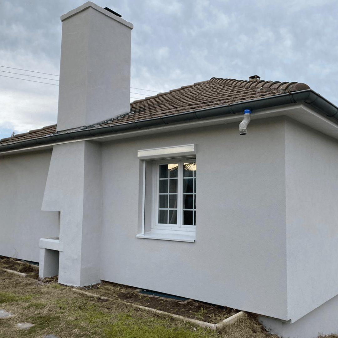 Nos réalisations d'isolation des murs par l'extérieur 13