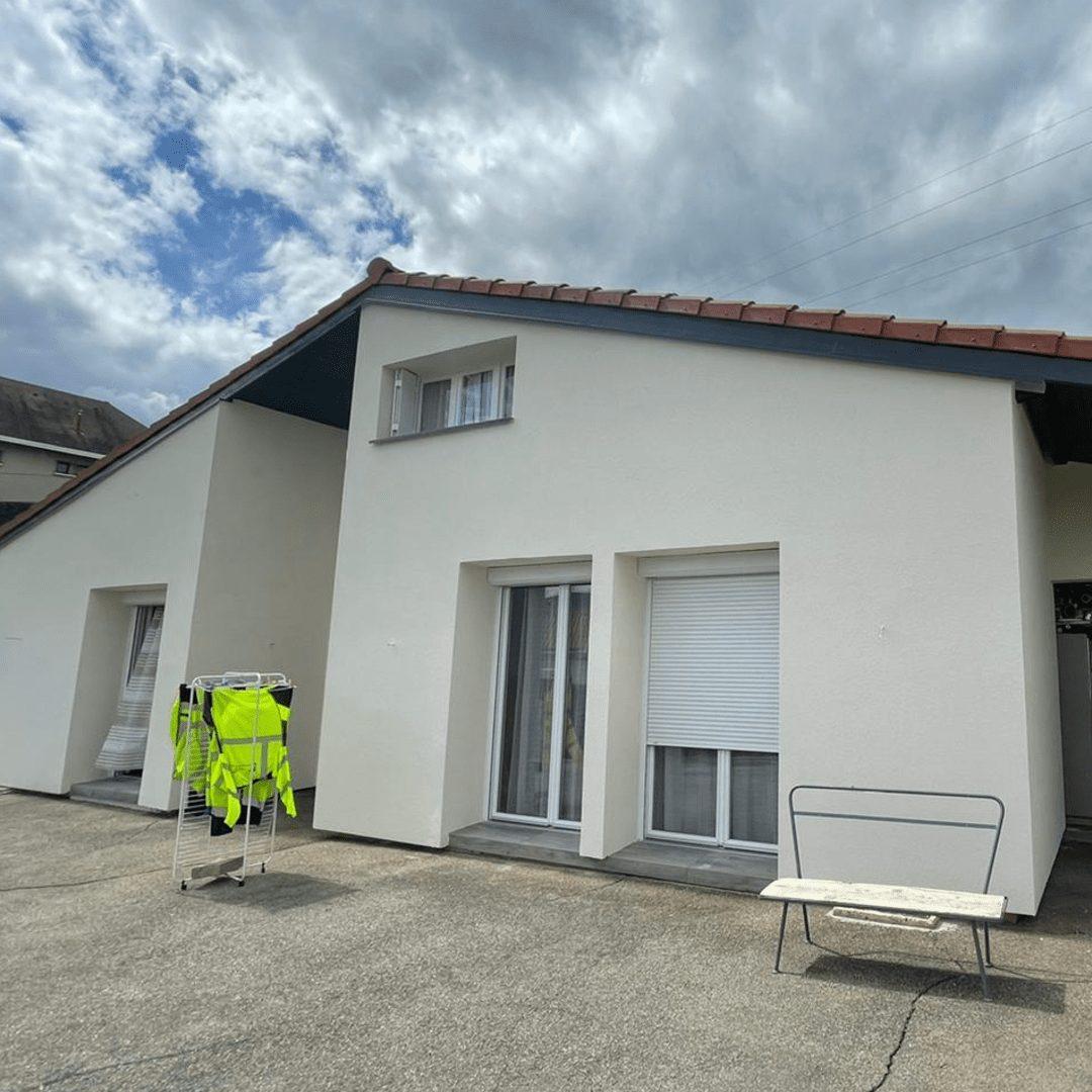 Nos réalisations d'isolation des murs par l'extérieur 15