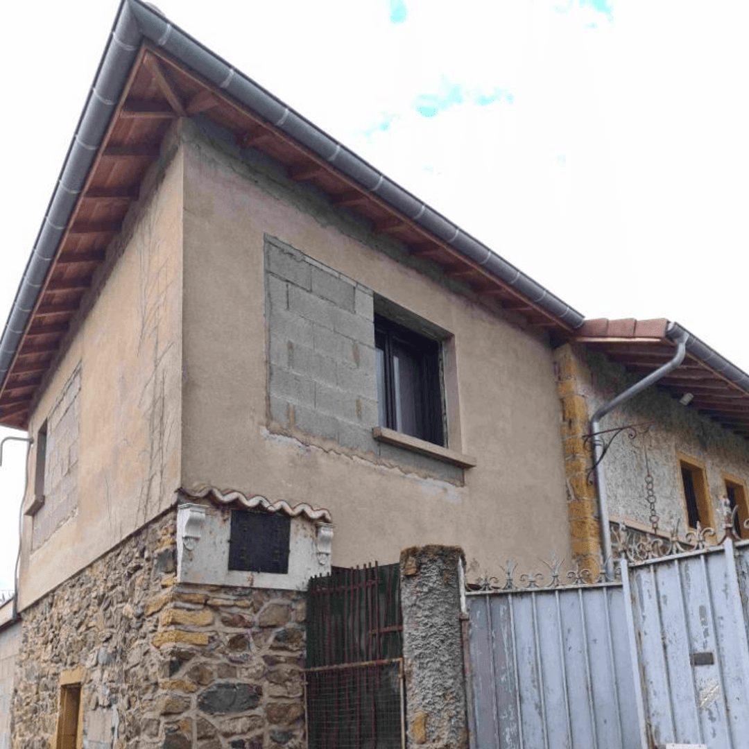 Nos réalisations d'isolation des murs par l'extérieur 16