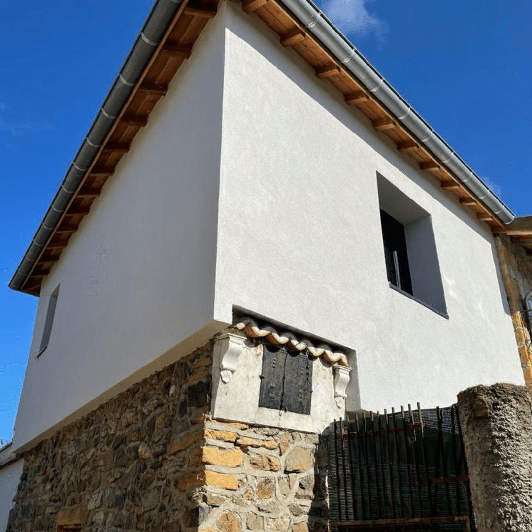 Nos réalisations d'isolation des murs par l'extérieur 17