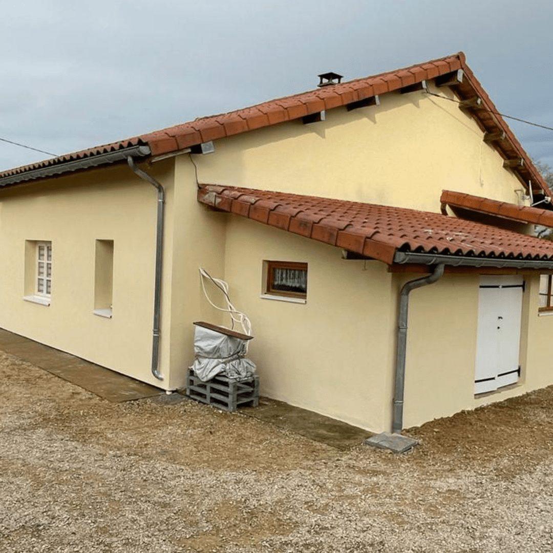 Nos réalisations d'isolation des murs par l'extérieur 19