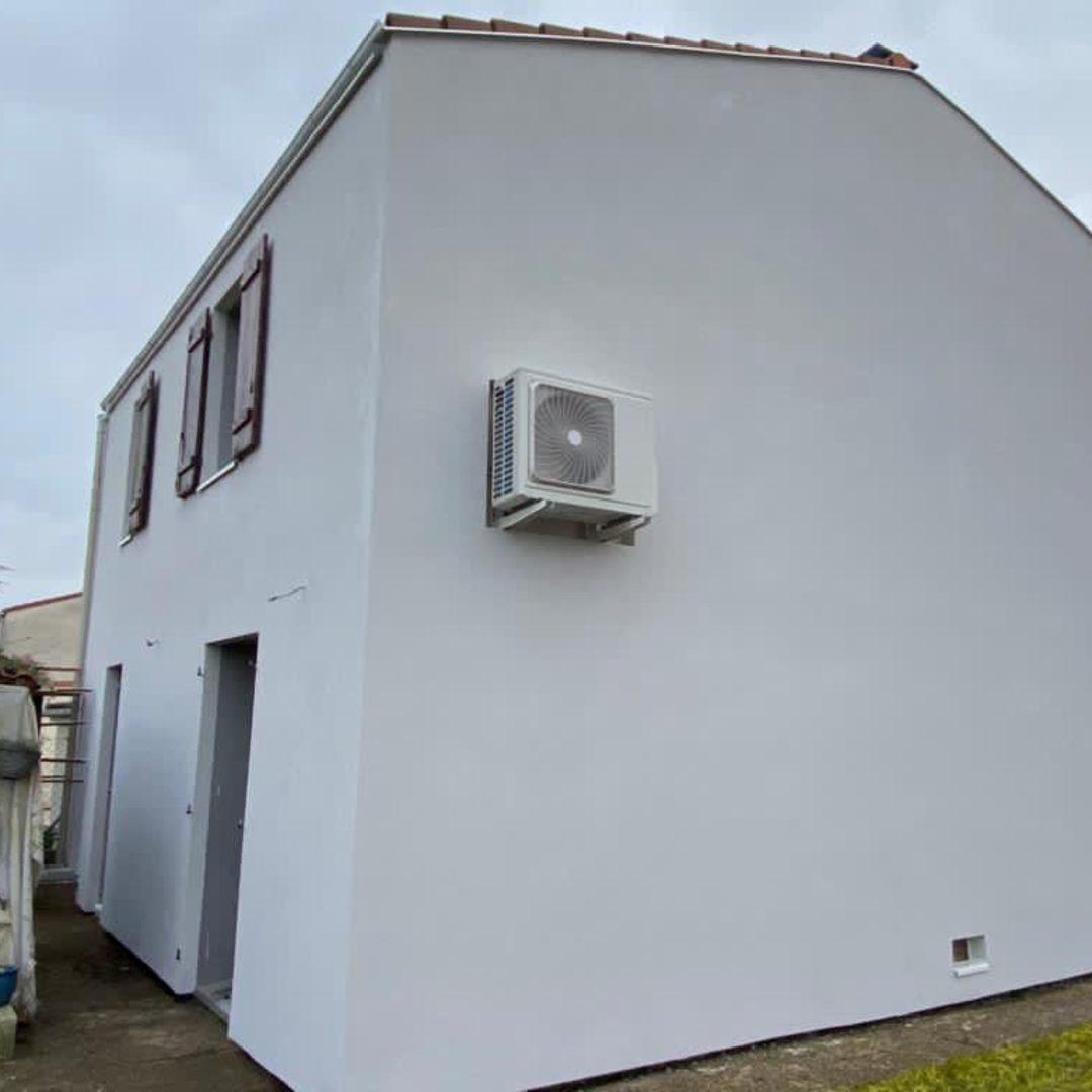 Nos réalisations d'isolation des murs par l'extérieur 3